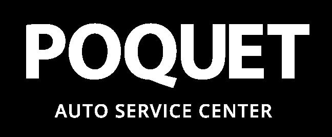 Poquet Auto Sales Logo